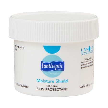 Skin Protectant Lantiseptic® Moisture Shield 4.5 oz. Jar Lanolin Scent Ointment Product Image
