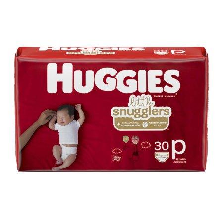 Huggies® Preemie Heavy Absorbency Diaper