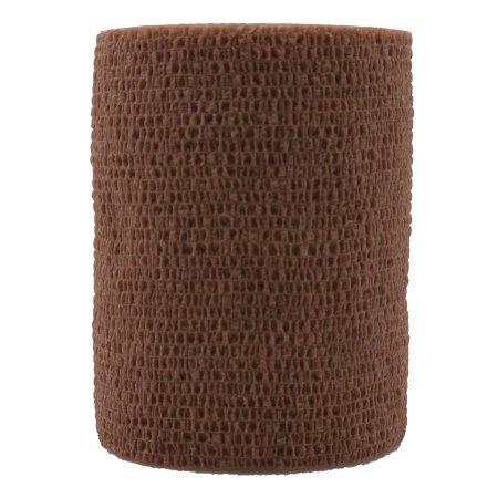 Cohesive Bandage CoFlex® 3 Inch X 5 Yard 14 lbs. Tensile Strength Self-adherent Closure Tan NonSterile Product Image