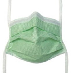 anti fog surgical mask