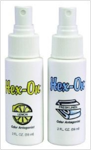 Coloplast Hex-On® Air Freshener