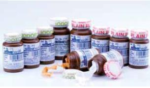 Dukal Albahealth® Iodoform Gauze Sterile Wound Packing Strip, ¼ Inch x 5 Yard