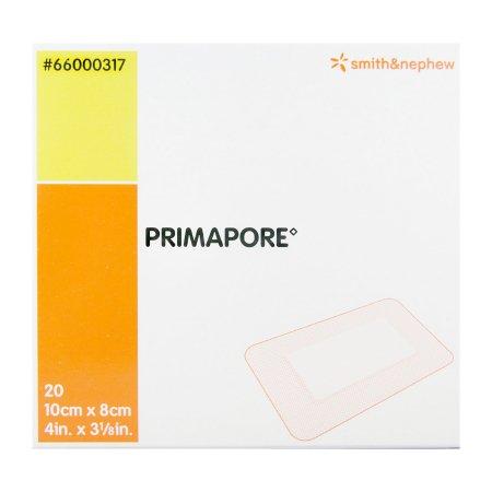 Adhesive Dressing Primapore 3-1/8 x 4