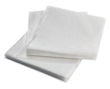 Drape Sheets (White) 2 Ply Tissue 40 X 72 (50/Case)