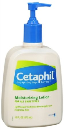Cetaphil Moisturizer Dermasoft with Aloe 16oz Pump Bottle (1/ea)