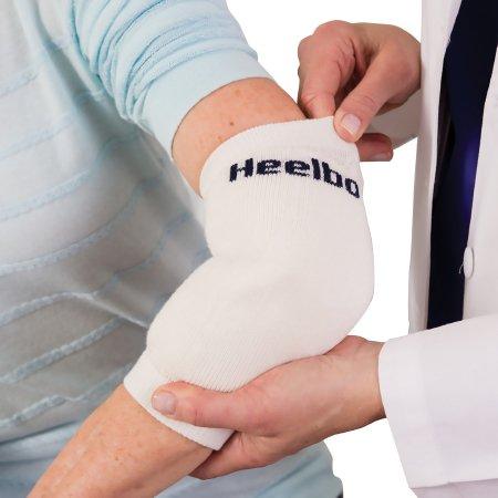 Heel / Elbow Protection Sleeve Heelbo® Large White Product Image
