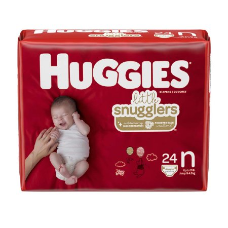 Huggies® Little Snugglers Heavy Absorbency Diaper