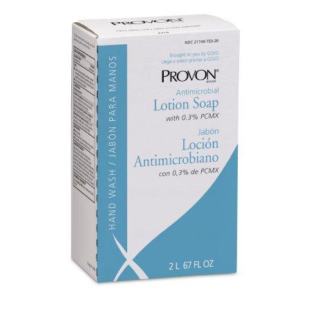 Antimicrobial Soap Provon Liquid 2000mL Refill Bag-Citrus Scent (4/case)