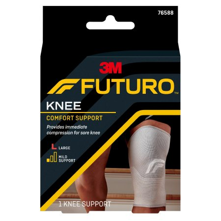 Knee Support 3M™ Futuro™ Comfort Lift Large Pull-On 17 to 19-1/2 Inch Knee Circumference Left or Right Knee Product Image