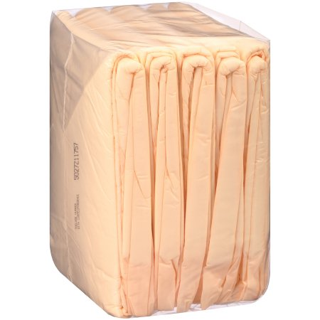 Underpad Attends® Care Night Preserver® 36 X 36 Inch Disposable Cellulose / Polymer Heavy Absorbency Product Image
