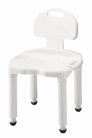 Carex® Universal Bath Seat with Back