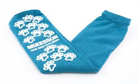 McKesson Paw Prints® Slipper Socks