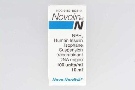 Novo Nordisk Pharmaceutical 00169183411