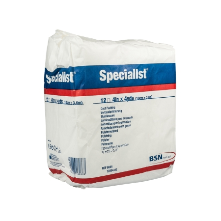 Cast Padding Undercast Specialist® 4 Inch X 4 Yard Cotton / Rayon NonSterile Product Image