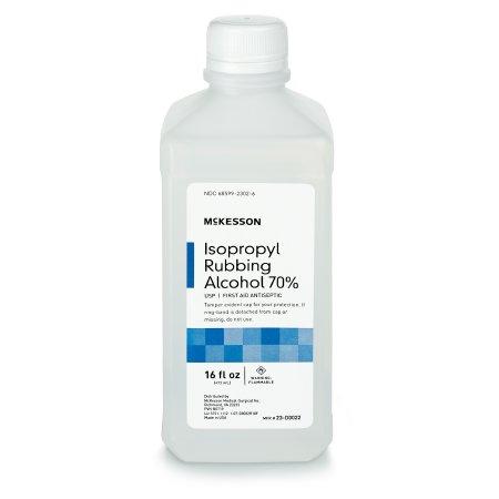 Antiseptic McKesson Brand Topical Liquid 16 oz. Bottle Product Image