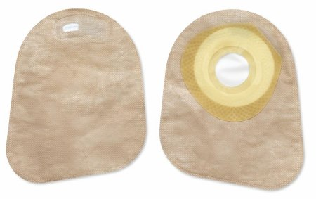 STERLING  82500 Colostomy Pouch Premier® One-Piece System 7 Inch Length 5/8 to 2