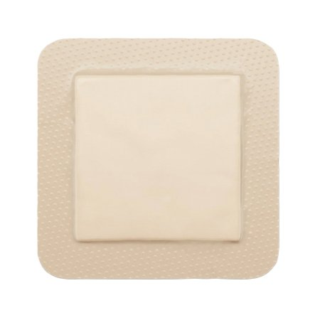 Silicone Foam Dressing Mepilex® Border 3 X 3 Inch Square Silicone Adhesive with Border Sterile Product Image