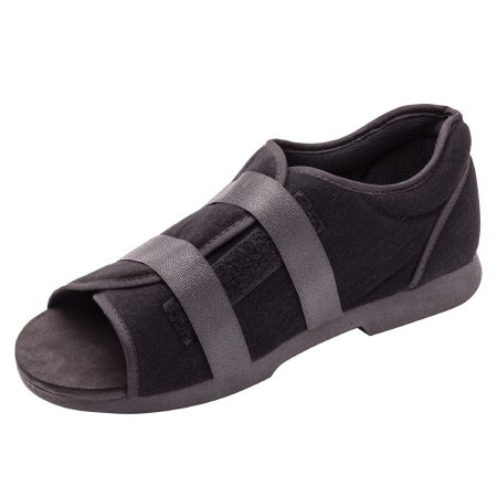 Soft Top Post-Op Shoe Össur® Small Adult Black Product Image