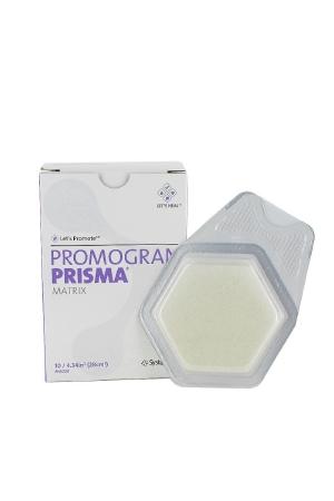 Collagen Dressing with Silver Promogran Prisma Matrix 4-1/3