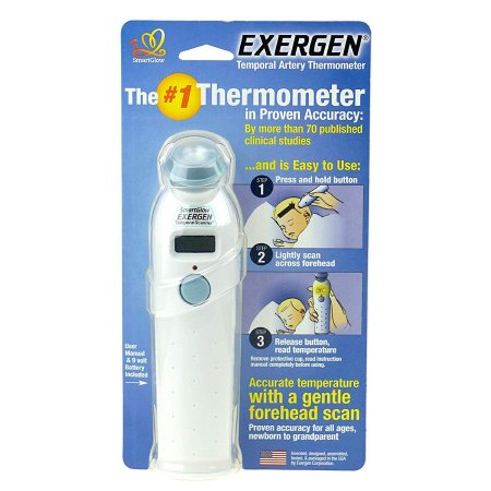 Temporal Contact Thermometer TemporalScanner™ Temporal Probe Handheld Product Image