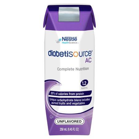 Tube Feeding Formula Diabetisource® AC 8.45 oz. Carton Ready to Use Unflavored Adult Product Image