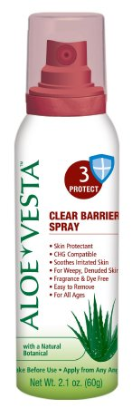 ConvaTec®  Aloe Vesta® Protective Barrier Spray