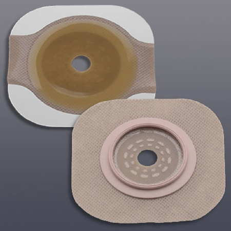 Colostomy Barrier, Flextend, Trim to fit, 4