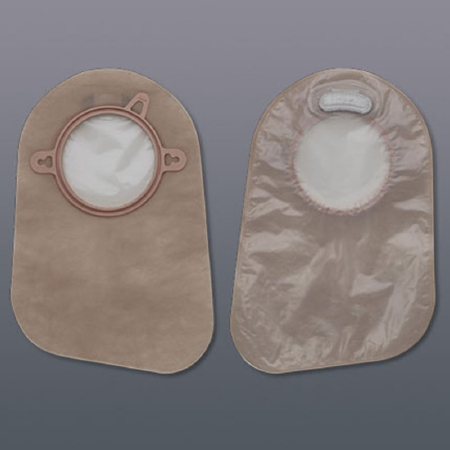 STERLING  18363 Filtered Ostomy Pouch New Image® Two-Piece System 9 Inch Length