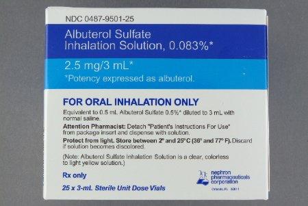 Nephron Pharmaceutical 00487950125