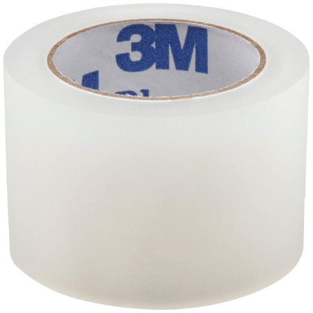Medical Tape 3M™ Blenderm™ Waterproof Plastic 1 Inch X 5 Yard Transparent NonSterile Product Image