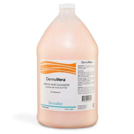 WASH BODY DERMAVERA 1 gallon (4/CASE)