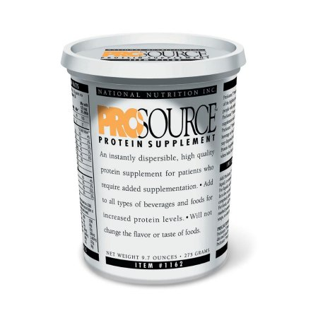 Protein Supplement ProSource™ Unflavored 9.7 oz. Tub Powder Product Image