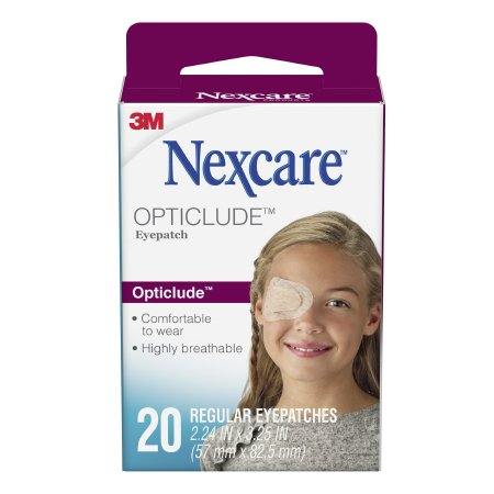 Eye Patch Nexcare™ Opticlude™ Regular Adhesive Product Image