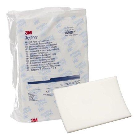 Self-Adhering Pad Self-Adhering 3M™ Reston™ 7-7/8 X 11-3/4 X 7/16 Inch Foam Product Image