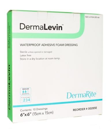 Foam Dressing DermaLevin 6x6