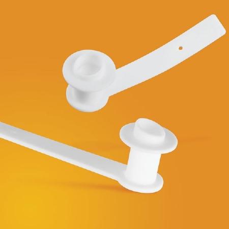 Blom-Singer Voice Prosthesis 16fr 8mm Silicone White (1/each)