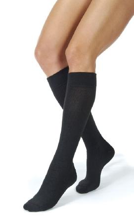 90638143ca Compression Socks JOBST® ActiveWear Knee High Large Black. BSN Medical  110495