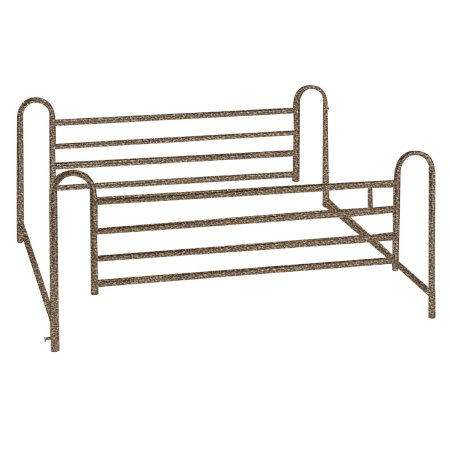Full Length Bed Side Rail drive™ 43 to 72 Inch Length 19-1/2 Inch Height Product Image