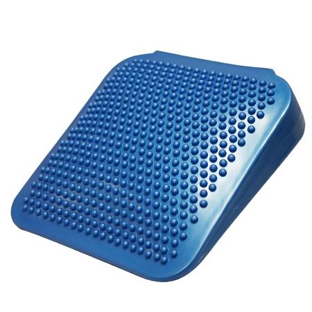 CanDo® Sitting Wedge, 15 in. L x 15 in. W, Blue