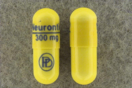 Neurontin once daily