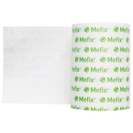 Dressing Retention Tape Mefix® Skin Friendly Nonwoven 4 Inch X 11 Yard White NonSterile Product Image