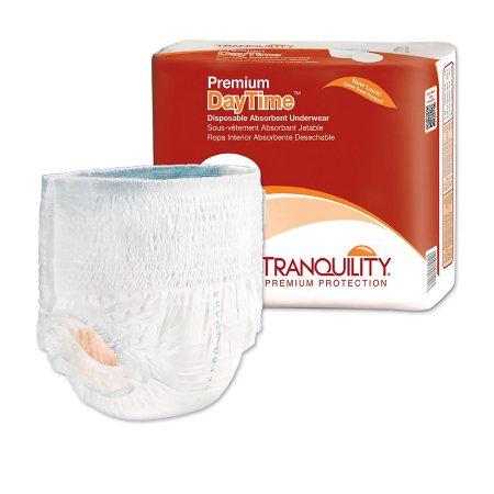 Adult Unisex Absorbent Underwear Tranquility Premium DayTime Heavy Absorbency - Case
