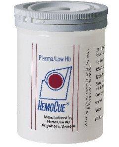 Microcuvette HemoCue for Hb 201 200//PK