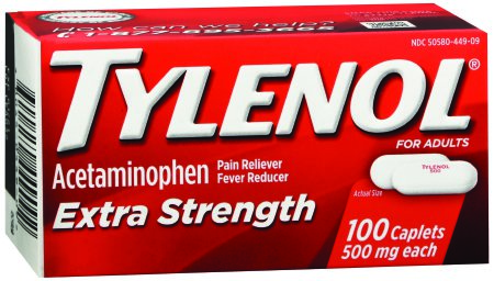 Tylenol® Acetaminophen