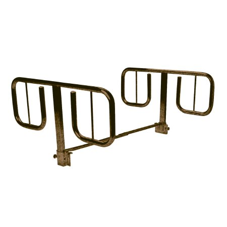 Half Length Bed Side Rail drive™ 30-1/2 Inch Length 19-1/2 Inch Height Product Image