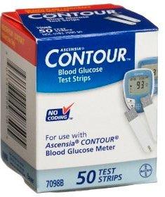 Ascensia® Contour® Blood Glucose Test Strips