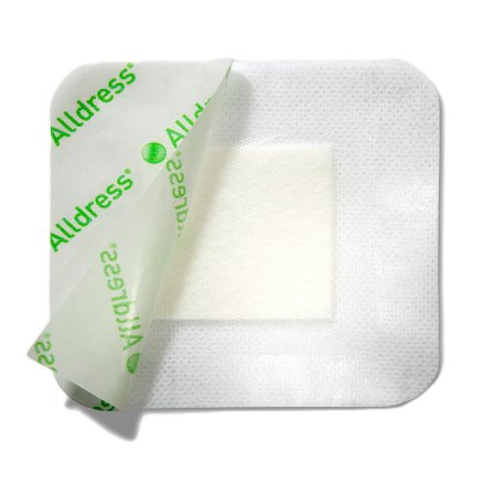 Composite Dressing Alldress® 4 X 4 Inch Polyester Nonwoven Sterile Product Image