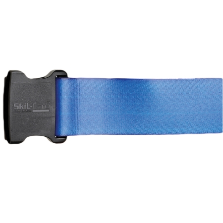 Gait Belt SkiL-Care™ 60 Inch Length Blue Vinyl Product Image