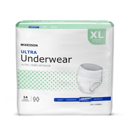 McKesson Ultra Absorbent Underwear