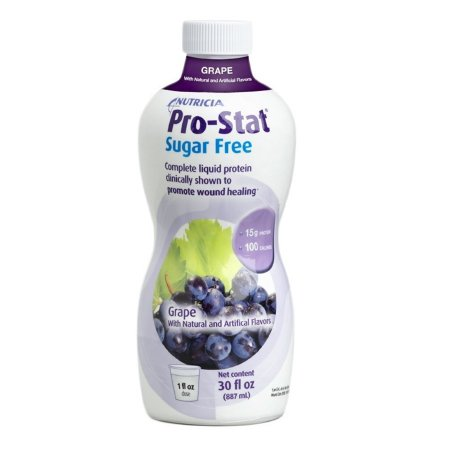 Protein Supplement Pro-Stat® Sugar-Free Grape Flavor 30 oz. Bottle Ready to Use Product Image